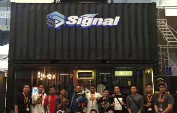 Signal Group Indonesia at GIIAS 2015