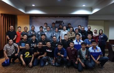 Bandung Menutup Seri Trending Workshop Ke-Delapan NMAA